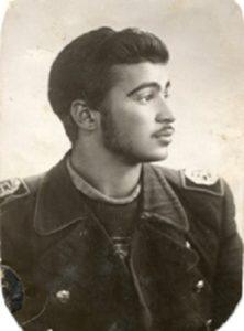 Гайрат Махмудходжаев. 1957 год.