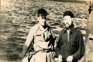 Гайрат Махмудходжаев. 1960 год.