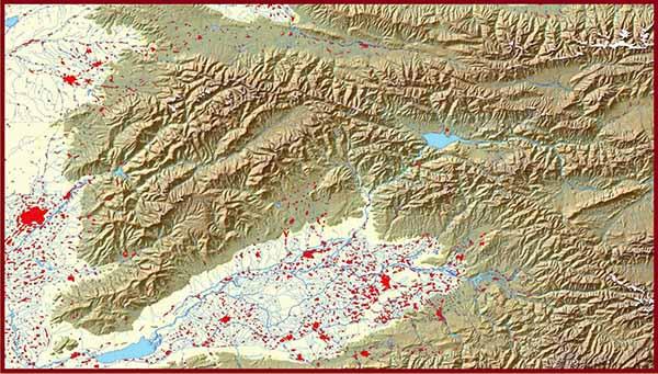 Новая схема  магматизма активной континентальной окраины  Чаткало-Кураминского региона (Срединный Тянь-Шань).